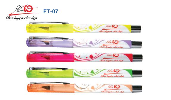 Bút máy luyện chữ đẹp Thiên Long FT-07
