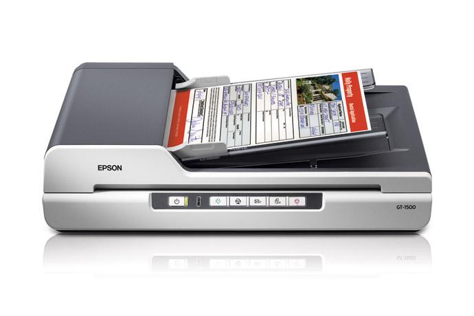 Epson WorkForce GT 1500 Document Scanner