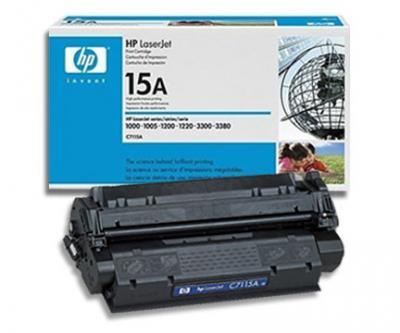 Hộp mực 15A - HP LaserJet 1000/ 1200/ 1220/ 3300/ 3380/ Canon LBP 1210