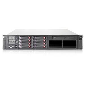 HP ProLiant DL380 G7 E5620 1P 6GB-R P410i/256 8 SFF 460W PS Base Server (589152-371)