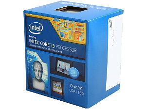 Intel Core i3-4170 Processor  (3M Cache, 3.70 GHz)