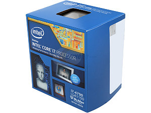 Intel Core i7-4790 Processor  (8M Cache, up to 3.60 GHz)