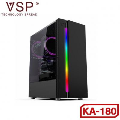 Máy Bộ: H81, i5 4570, RX 470 4G, Ram 8G, Nguồn 450W, SSD 120G. Fan VSP 12 Led