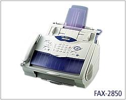Máy FAX Brother -2850 Laser trắng đen