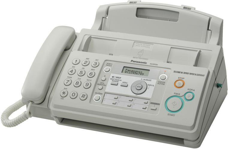 Máy fax film Panasonic KX FP372
