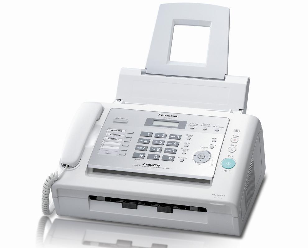 Máy Fax Laser Panasonic KX FL422