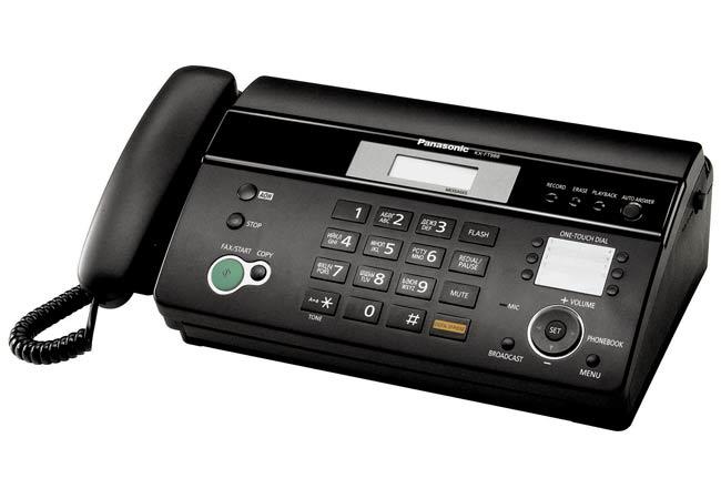 Máy fax nhiệt Panasonic KX FT983