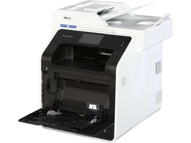 Máy in Brother MFC-L8850CDW, Duplex, Wifi, In, Scan, Copy, Fax, Laser màu