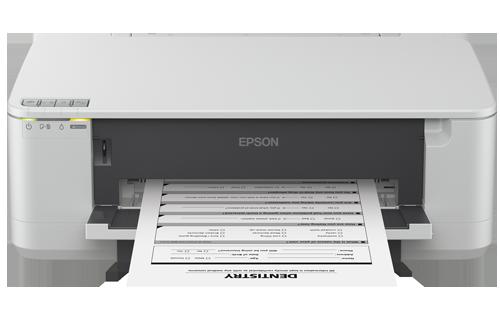 Máy in Epson K100 in phun màu đen