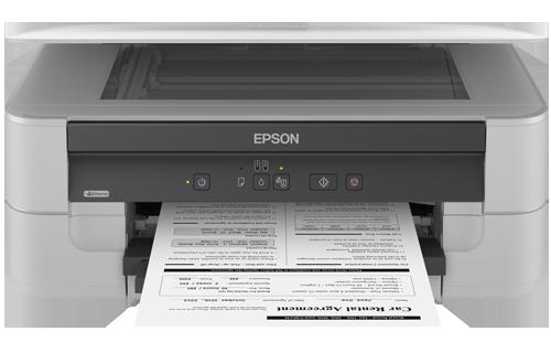 Máy in Epson K200, In, Scan, Copy, In phun trắng đen