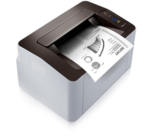 Máy in Laser trắng đen Samsung SL-M2020