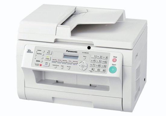 Máy in Panasonic KX MB2010, In, Scan, Copy