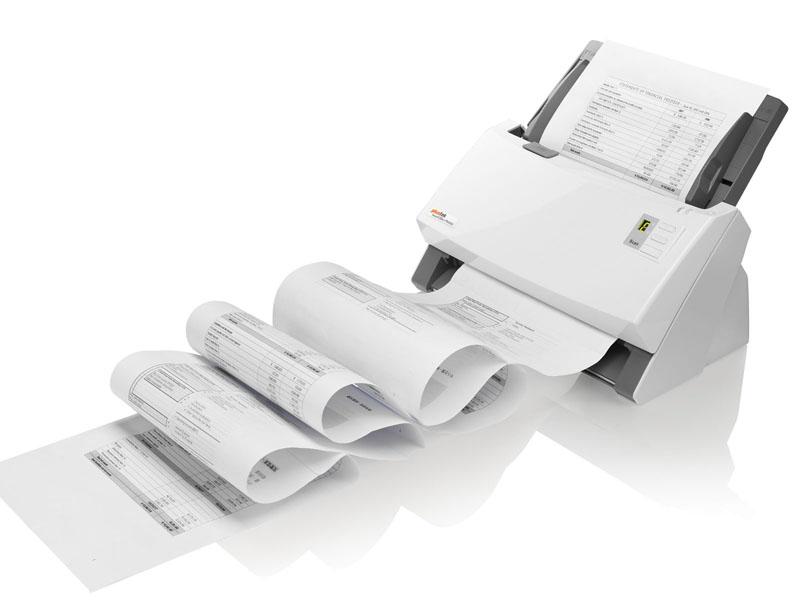 Máy scan tài liệu Plustek PS456U