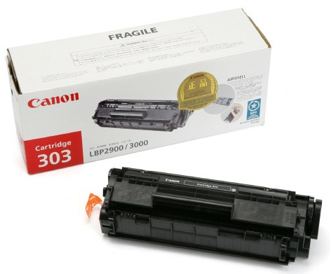 Mực in Canon LBP-2900, Black Toner Cartridge (EP303)