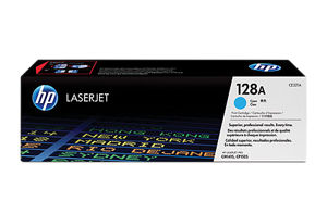 Mực in HP 128A Cyan LaserJet Toner Cartridge (CE321A)