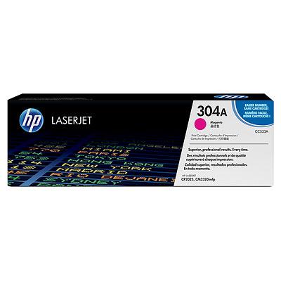 Mực in HP 304A Magenta LaserJet Toner Cartridge (CC533A)