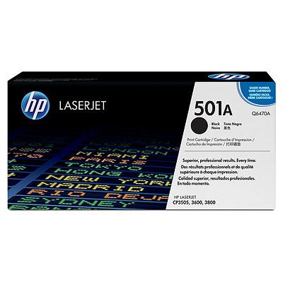 Mực in HP 501A Black Print Cartridge (Q6470A)