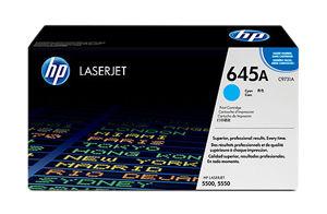 Mực in HP 645A Cyan LaserJet Toner Cartridge (C9731A)
