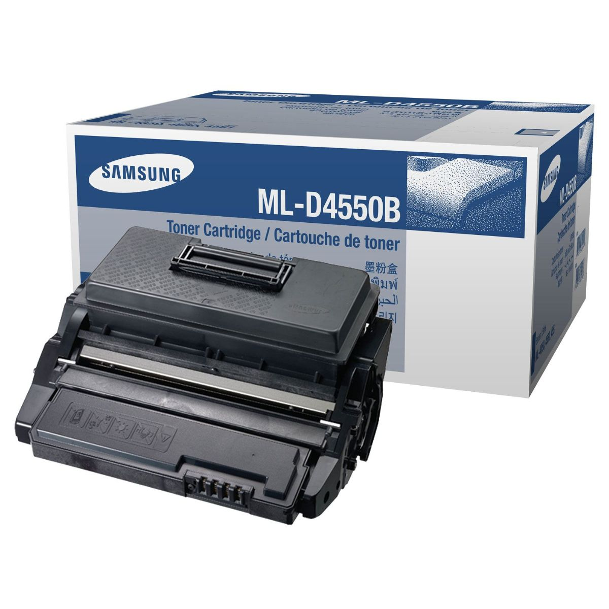 Mực in Mực Laser Samsung ML-D4550B