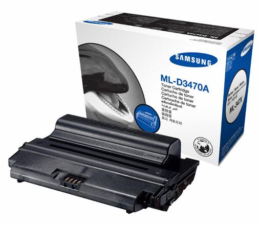 Mực in Samsung ML-D3470B Black Toner Cartridge