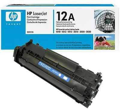 hộp mực 12A - Hp Laserjet 1010/1020/3015/3055