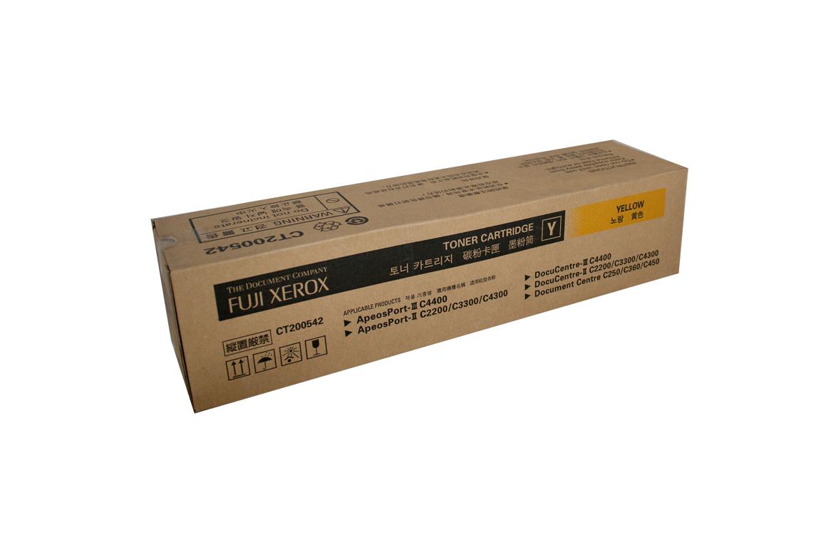 Mực vàng Photocopy Fuji Xerox DocuCentre DC II C2200 (CT200542)